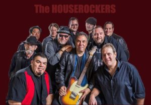 Music in the Vineyard featuring - The Houserockers @ Fortino Winery