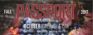 WSCV Fall Passport Weekend 2017